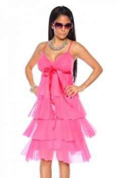 Cocktail- Kleid pink