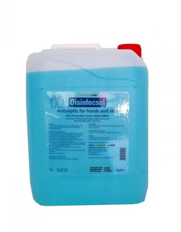 DesInfecsol- Hand Desinfektion-5000ml (5 Liter)
